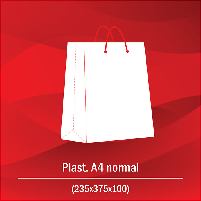 Plast A4 normal