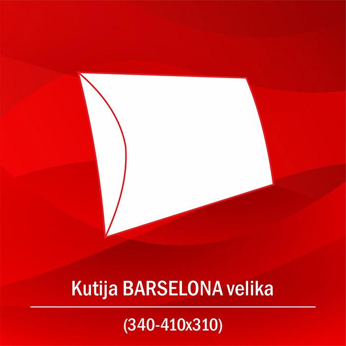 Kutija Barselona velika