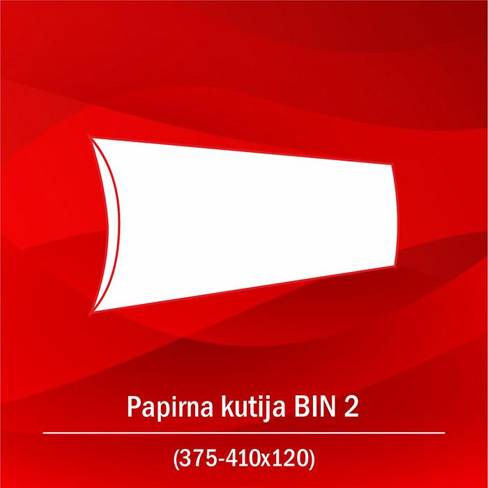 Papirna kutija bin 2a