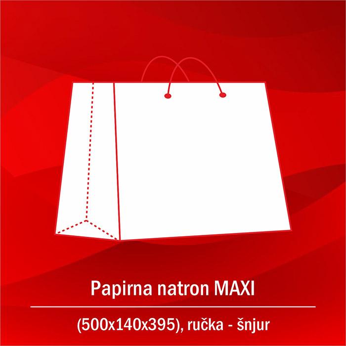 Papirna natron MAXI