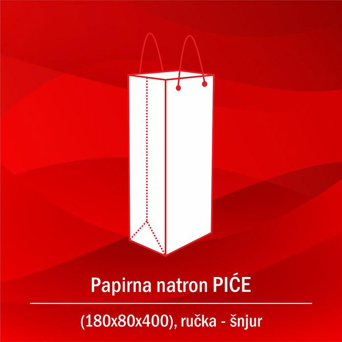 Papirna natron PICE A