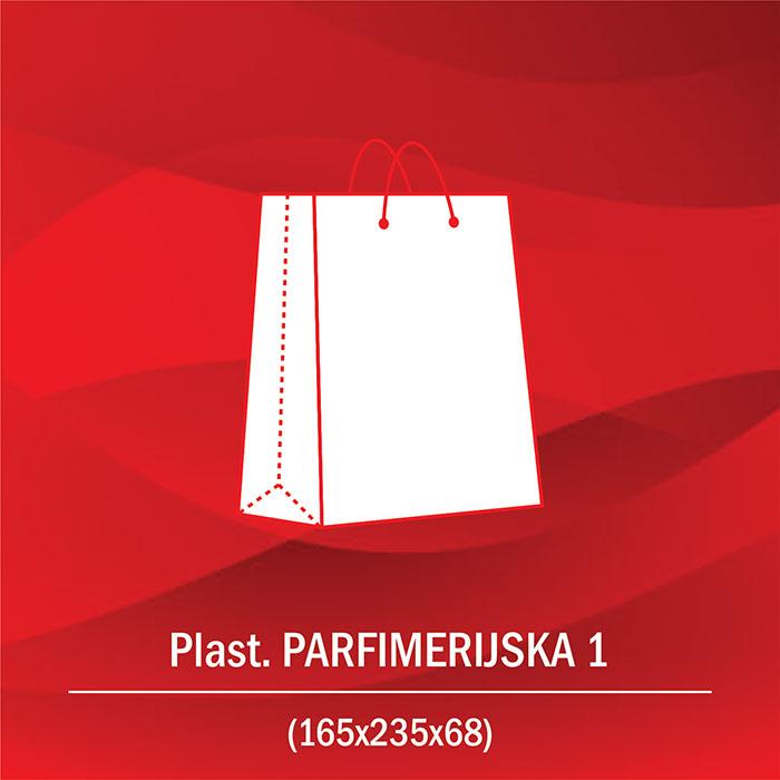 Plast PARFIMERIJSKA 1